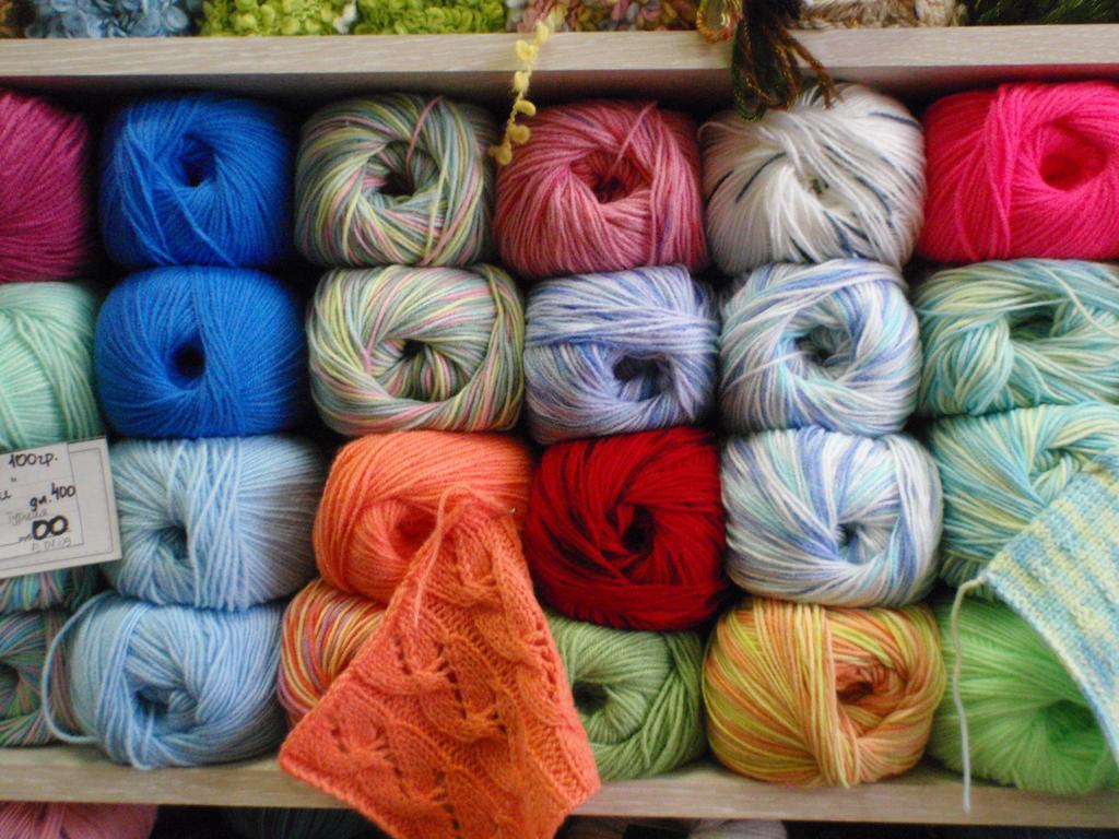 Рукоделие ростов нитки для вязания 57